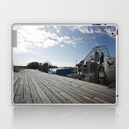 airboat Laptop & iPad Skin
