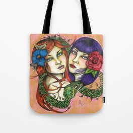 """""""Entwined""""  Tote Bag"""
