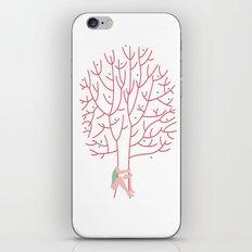 treehugger iPhone & iPod Skin