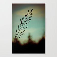 Simple. Canvas Print