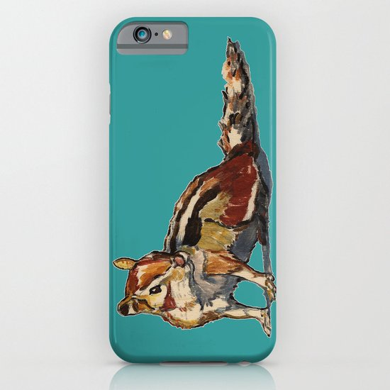 Chipmunk For You iPhone & iPod Case