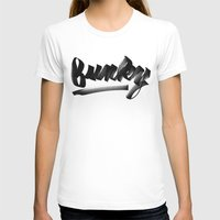 funky T-shirts featuring FUNKY by Josh LaFayette
