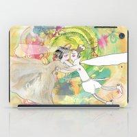 wedding iPad Cases featuring wedding by Agata Kowalska