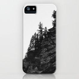 Edged Rock iPhone Case