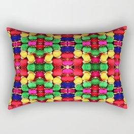 Be My PomPom Rectangular Pillow