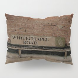 Old Haunts - Whitechapel Road,  London Pillow Sham