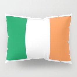 Irish flag -ireland,eire,airlann,irish,gaelic,eriu,celtic,dublin,belfast,joyce,beckett Pillow Sham