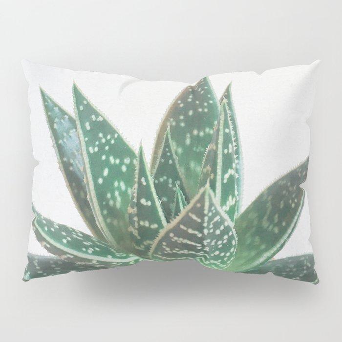 Aloe Tiki Pillow Sham