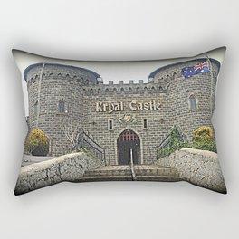 Kryal Castle Rectangular Pillow