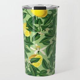Lemonade || #society6 #decor #pattern Travel Mug