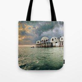 Cape Romano Tote Bag