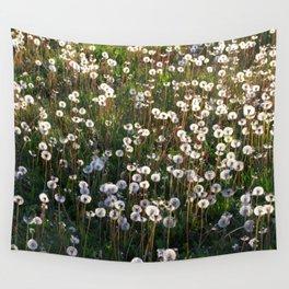Dandelion Wall Tapestry