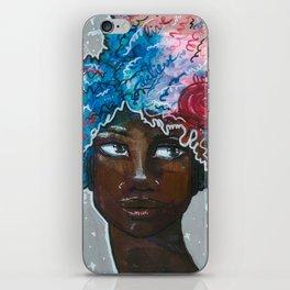 Dream Up Girl iPhone Skin