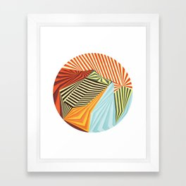 Yaipei Framed Art Print