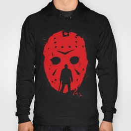 Friday the 13th Jason mask Hoody