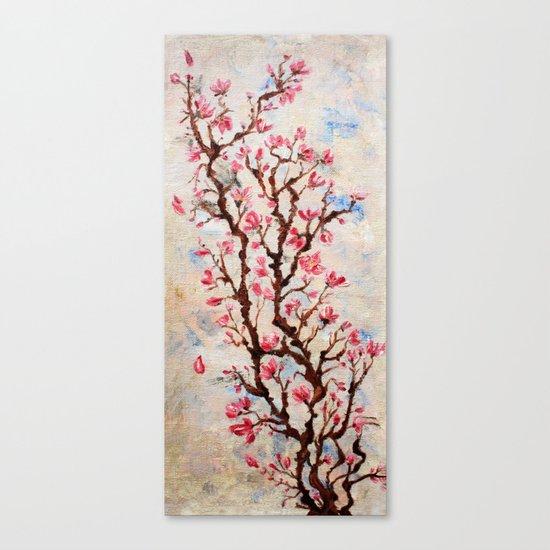 Sakura, spring Canvas Print