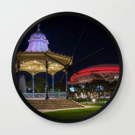 Elder Park Elegance Wall Clock