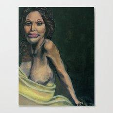 Primpfess Canvas Print