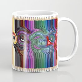 Twisted Pencils Coffee Mug