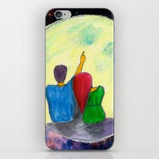 One day, I will take you there...  iPhone & iPod Skin