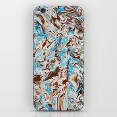 manifest destiny iPhone & iPod Skin