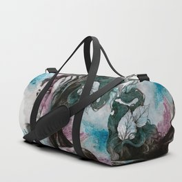 Beneath Broken Earth Duffle Bag