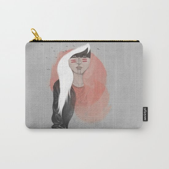 The Black Raven Carry-All Pouch