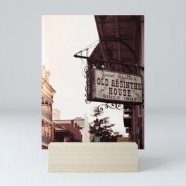Old Absinthe House - New Orleans Mini Art Print