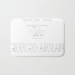 Giorgio Armani New Design Bath Mat