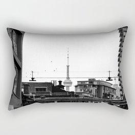 Decisive Rectangular Pillow