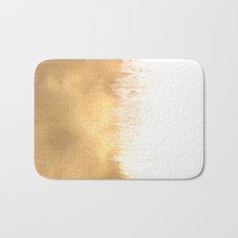 Brushed Gold Bath Mat