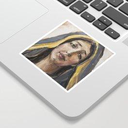Beloved mother Sticker
