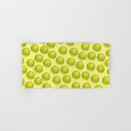 Bubblegum Pop - Lime Hand & Bath Towel