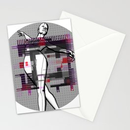 paper . girl Stationery Cards