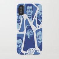 heisenberg iPhone & iPod Cases featuring Heisenberg by El LoCo