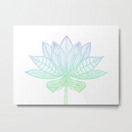 Bloom&flo Metal Print