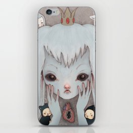 Not All Fun and Games iPhone Skin