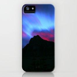 Sunrise at Logan Pass, Glacier National Park, iPhone Case