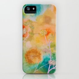 Mess in My Mind iPhone Case