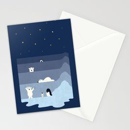 now you see me Stationery Cards