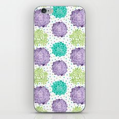 The Succulents iPhone & iPod Skin