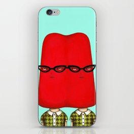Siamese Twin Pop - Cherry iPhone Skin