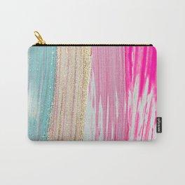 Unicorn Paint Splash Carry-All Pouch