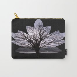 Leaf Tree Carry-All Pouch