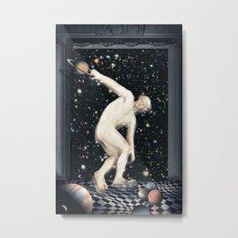 Colossus of Planetary Order aka Planetabolus Metal Print