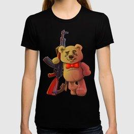 Clandestine bear T-shirt