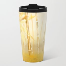 Glistening Leaves Travel Mug
