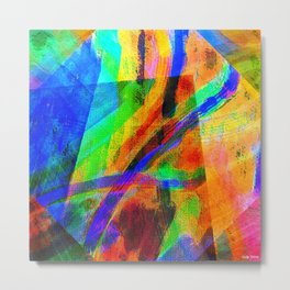 """"""" When in March disguises as summer, in April takes its filled clothes """"  Metal Print"""