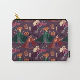 The Witch is Back! Carry-All Pouch