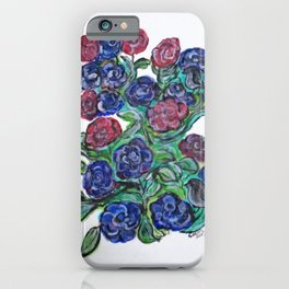Worth Two Bird In A Bush iPhone Case